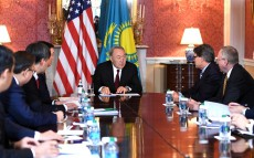 Meeting with Rick Perry, US Energy Secretary