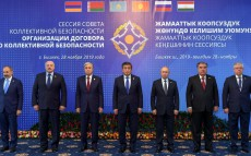 The President of Kazakhstan took part in the session of the CSTO Collective Security Council