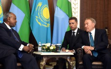 Meeting with Ismail Omar Guelleh, President of the Republic of Djibouti