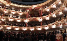 "Visiting ""Kyz Zhibek"" opera's opening night"